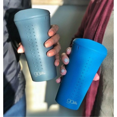 Travel Mug in silicone GoSili