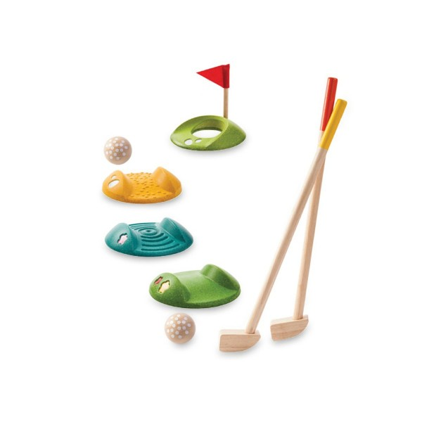 Mini golf Plan Toys