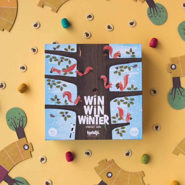 Gioco di strategia Win Win Winter Londji